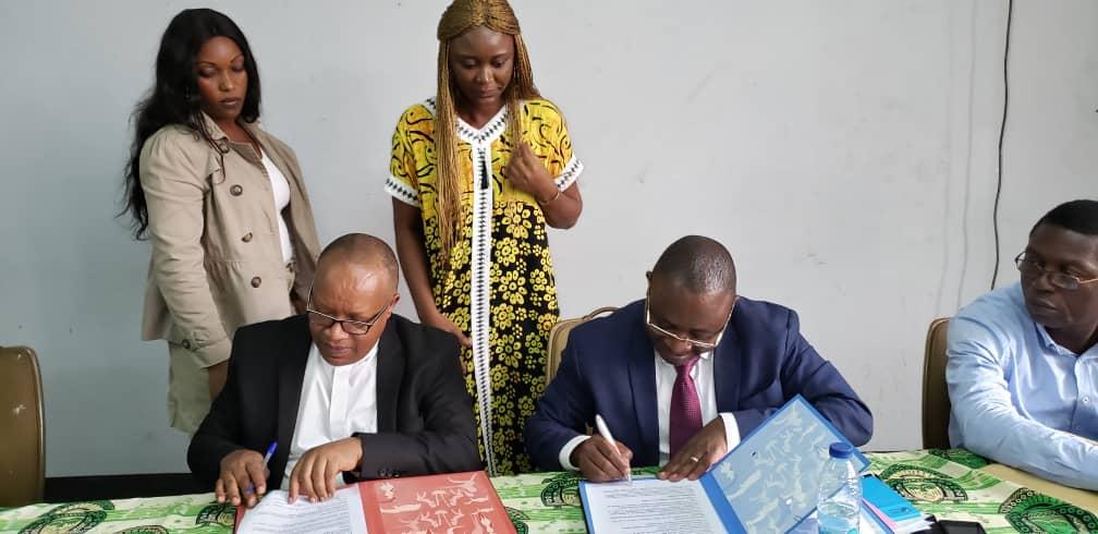PARTENARIAT UCS ET Institut Panafricain pour le Développement